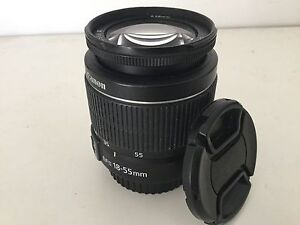 Canon 18-55 kit lense Moorooka Brisbane South West Preview