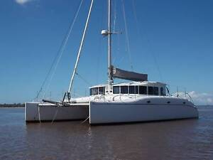 Kurt Hughes 12m Fast Cruising Catamaran Liveaboard Burrum Heads Fraser Coast Preview