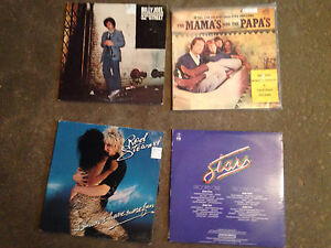Wide Assortment of Vintage Records