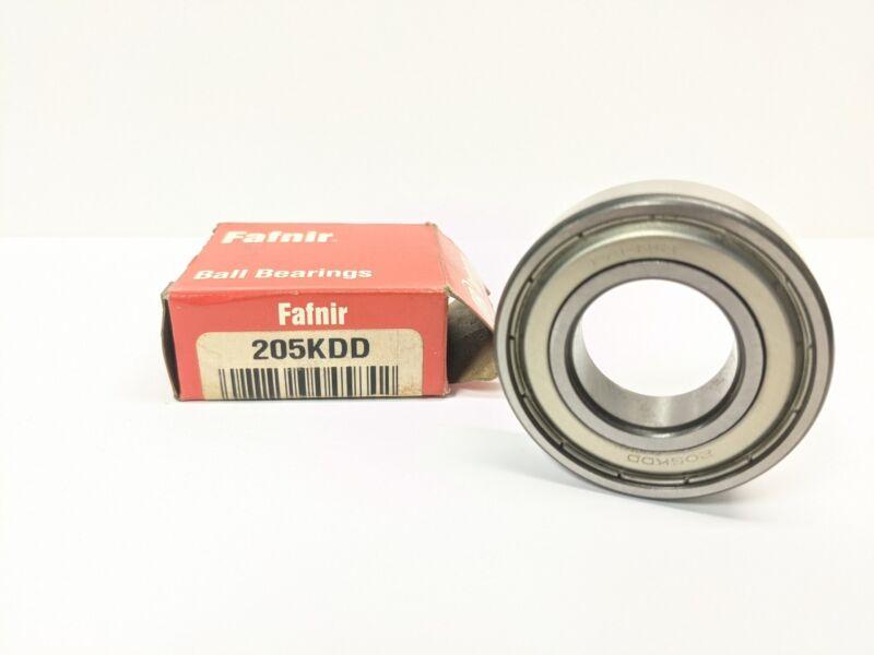 "TIMKEN/FAFNIR 205KDD Roller Bearing Double Steel Seal 25x52x0.5906""mm-New"