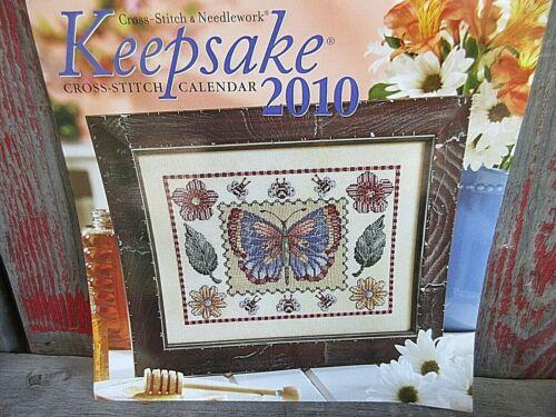 Cross Stitch Ndlwk KEEPSAKE CALENDAR 2010  13 Projects