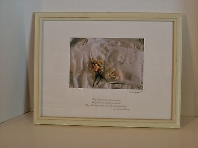 Irish Baby Blessing (Irish Christening Blessing baptism framed picture Ireland baby gift)