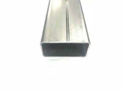 A36 Hot Rolled Carbon Steel Rectangular Tubing 1 1//2 x 3 x .083 x 72