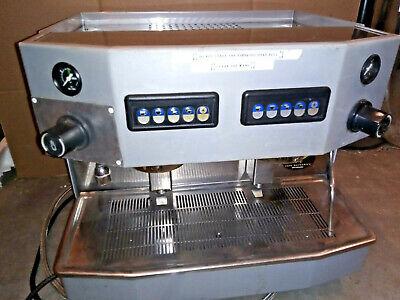 Sale Priced To Go Iberital Junior Compacta 2 Group Espresso Cappuccino Machine