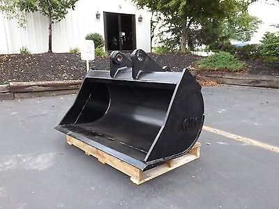 New 48 Ditch Cleaning Bucket For A John Deere 310d With Coupler Pins