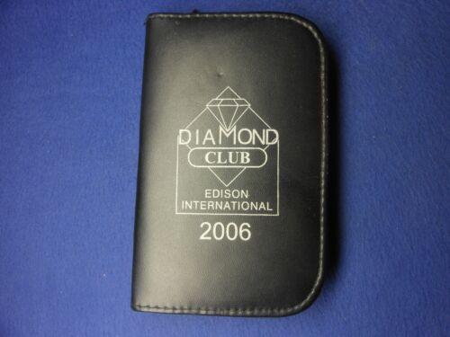 Diamond Club Edison International Travel Kit - Gillette Trac II Type Razor, Etc.