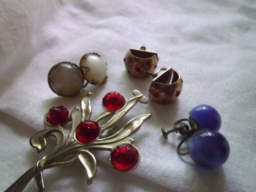 Antique  Jewelry Lot of 4