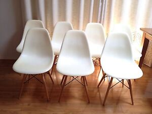 Replica Eames chairs Point Cook Wyndham Area Preview
