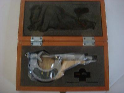 Mitutoyo V-anvil Micrometer 114-121 5mm-25mm