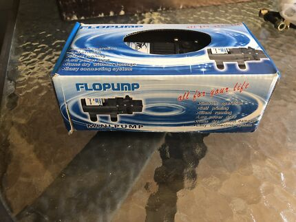 FLOPUMP 12 volt WATER PUMP Beaconsfield Cardinia Area Preview