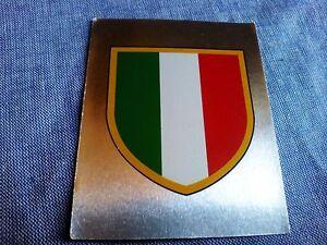 Figurina-Merlin-CALCIO-98-N-1-SCUDETTO-BADGE-ITALIA-RARA-Soccer-sticker