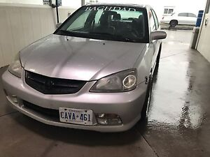 2004 Acura EL Premium Package
