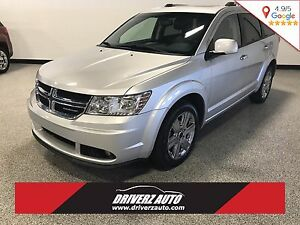 2011 Dodge Journey R/T CLEAN CARPROOF, 7 PASSENGER, AWD