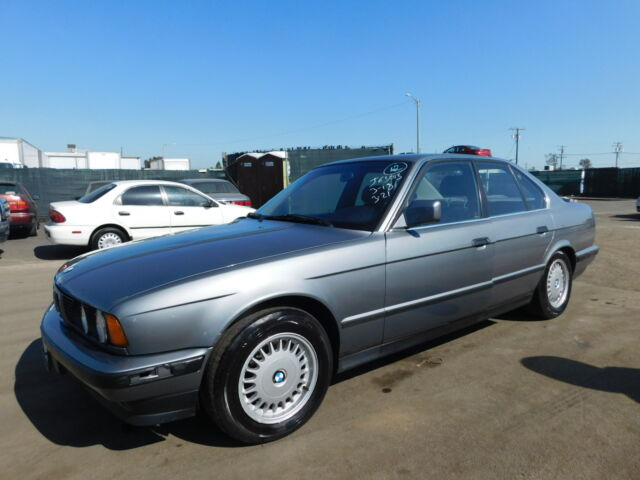 Image 1 of BMW: 5-Series 4dr Sedan…