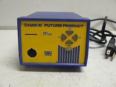 Hakko Fp-102 Soldering Station Power Supply 120 Volt 75 Watt 60 Hz