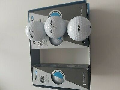 Taylormade tp5 golf balls new still in box