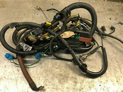 PEUGEOT 206 1.4 8V KFW Complete Engine Wiring Loom Harness 2000-2005