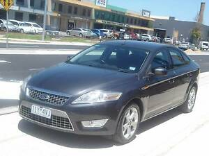 2009 Ford Mondeo Hatchback Footscray Maribyrnong Area Preview
