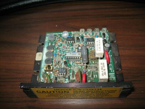 Mercer 033X134 DC Drive Board