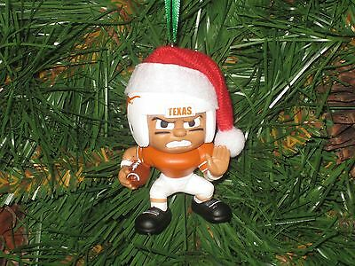 Texas Longhorns Christmas Ornament (Lil Teammates Texas Longhorns Custom Christmas Ornament with or without hat)