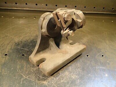 Geometric Style F Chaser Grinding Sharpening Fixture Used In Good Condition