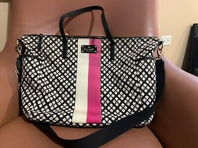 KATE SPADE Diaper Baby Bag Adaira Large Used Good Condition With Changing Pad
