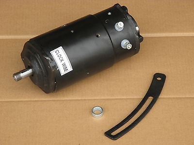Starter Generator With Bracket For Ih International 154 Cub Lo-boy 185
