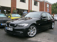 BMW 3 Series by BJH Motors & Sons, Worcester, Worcestershire