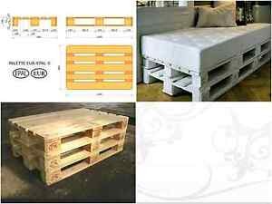 PALLET BASES - IDEAL For Beds & Outdoor furniture Croydon Charles Sturt Area Preview