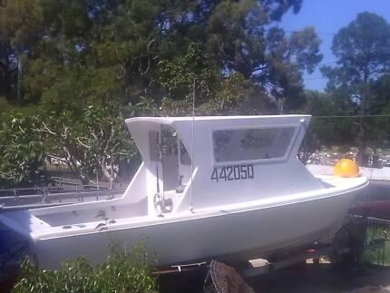 7.1 custom pilothouse hull