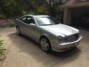 Mercedes Benz CLK430 coupe Woombye Maroochydore Area Preview