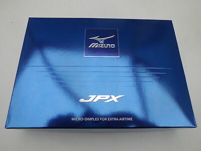 NEW MIZUNO JPX GOLF BALLS ~ THE SOFTER JPX WITH MICRO DIMPLES ~ 1 DOZEN