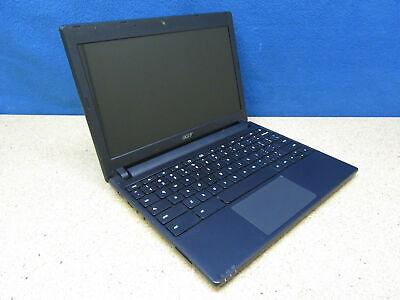"""Acer AC700-1090 ZGB 11.6"""" Netbook/Laptop Intel Atom 1.66GHz 2GB RAM 16GB SSD"""