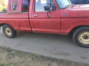 1978 Ford F-250 need gone