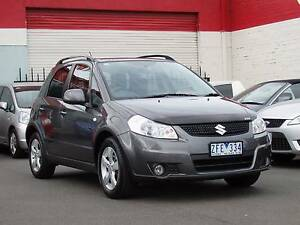 2012 Suzuki SX4 4x4 Hatch  *** AUTO ***  $11,888 DRIVE AWAY *** Footscray Maribyrnong Area Preview