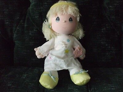 """Applause dolls of the month December 10"""" precious moments angel"""