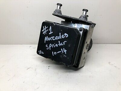 Mercedes Sprinter  ABS Pump Control Module 0 265 251 365 / 265 951 520