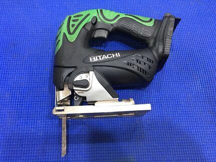 Hitachi CJ18DL 18V Li-Ion Cordless Cassette Jigsaw