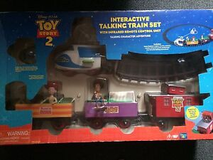 Toy Story 2 Interactive Train Set