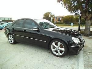 2005 Mercedes-Benz C180 KOMPRESSOR ADVANTGARDE Sedan $9990 St James Victoria Park Area Preview