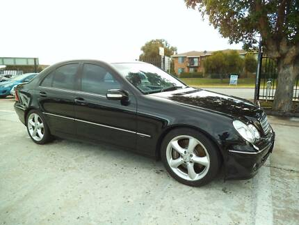 2005 Mercedes-Benz C180 KOMPRESSOR ADVANTGARDE Sedan $9990
