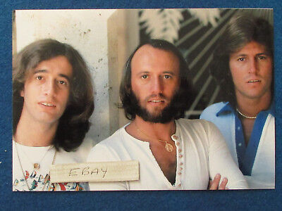 """Bee Gees - 9""""x6"""" Photo - See Description"""