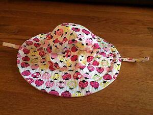 Sun hat size 2T-5T