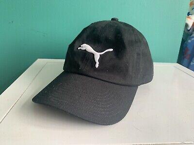 Puma Cap Adult - Black