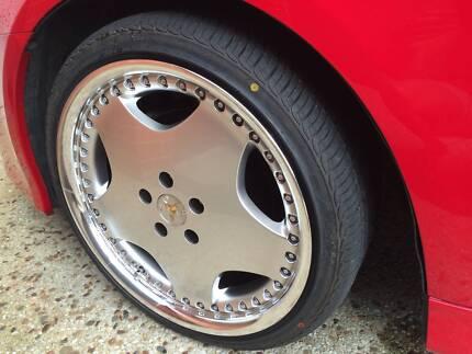 "Work Ryver reps 18"" wheels Mawson Lakes Salisbury Area Preview"