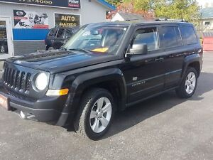 2011 Jeep Patriot FWD LEATHER 144K SAFETIED 70th Anniversary
