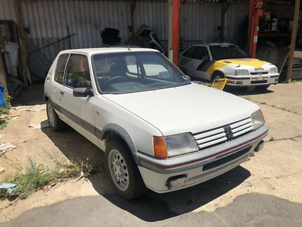 Peugeot 205 gti Caringbah Sutherland Area Preview