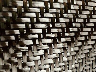 2x2 Twill Weave Carbon Fabric 12k 11.4 Oz 50 Wide