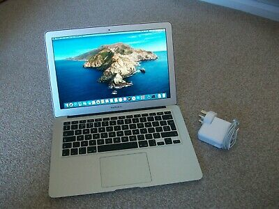 "Macbook Air 13"" 4GB RAM 128GB SSD with New Battery A1466"