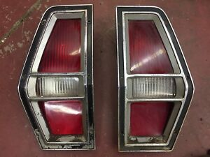 Pair of 1973 Ford Pinto Lights for Sale!